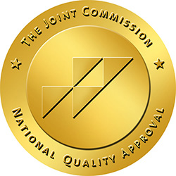 The Joint Commission Accreditation Gold Seal