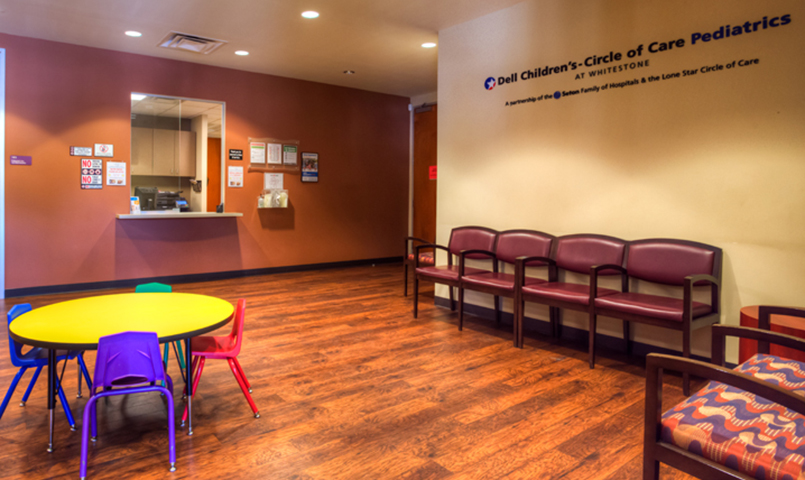 Dell Children's Circle of Care Pediatrics at Whitestone