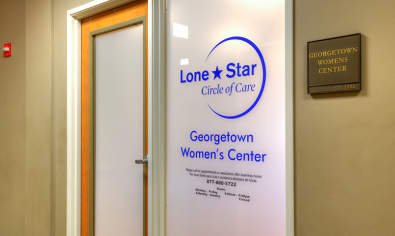 Lone Star Circle of Care at Georgetown Women's Center