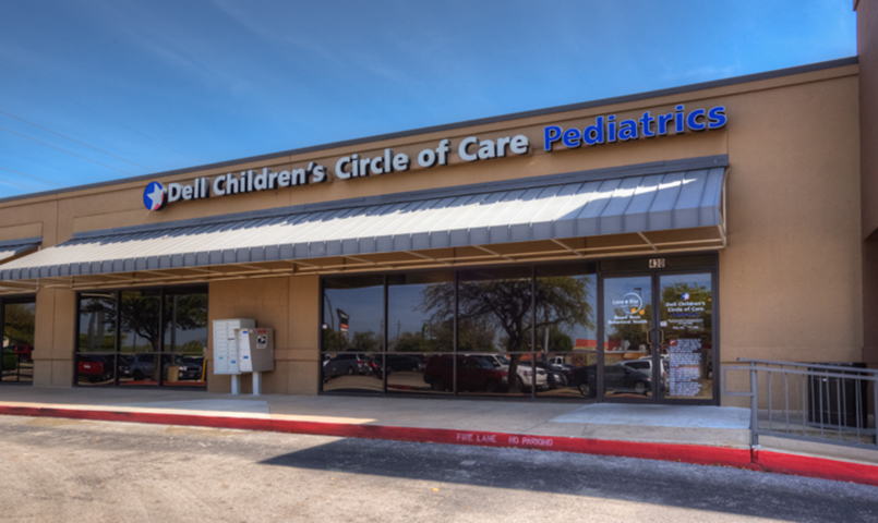 Dell Children's Circle of Care Pediatrics at Round Rock Health Clinic