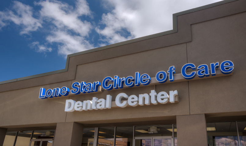 Lone Star Circle of Care Georgetown Dental Center