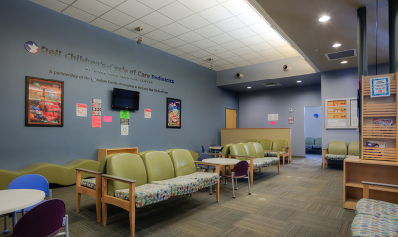 Dell Children's Circle of Care Pediatrics at Lake Aire Medical Center