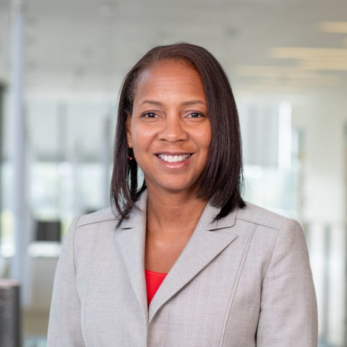 Photo of Dr. Kenya Steele