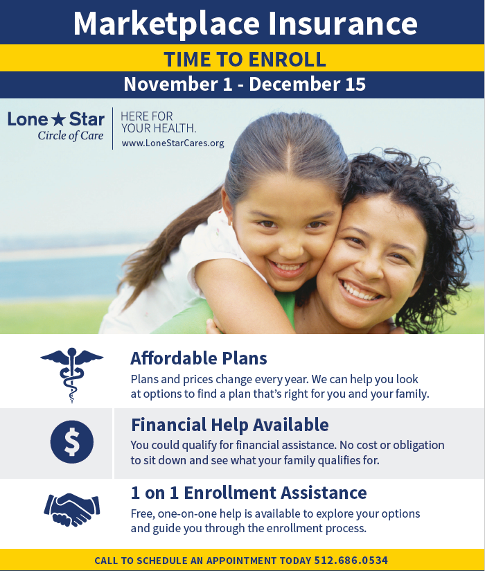 Marketplace Open Enrollment 2021